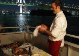 船上BBQクルーズの画像