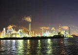川崎工場夜景の画像