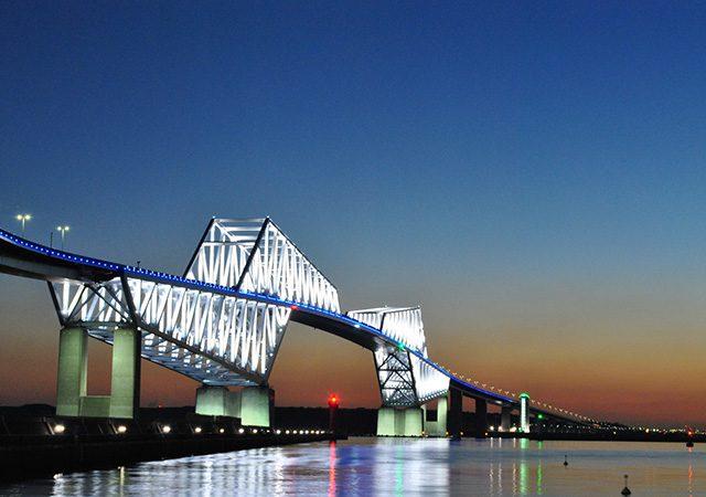 東京ゲートブリッジの画像